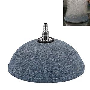 Uniclife 10 cm Air Stone Bubble ASR100 Mineral Ball Shaped Airstones Diffuser for Aquarium Fish Tank Air Pump
