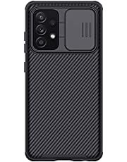 for Galaxy A52 5G Case, CamShield Pro for Samsung Galaxy A52 5G Phone Case with Slide Camera Cover, Protective Case with Hard PC Back and Soft Silicone Edge for Samsung Galaxy A52 5G Case
