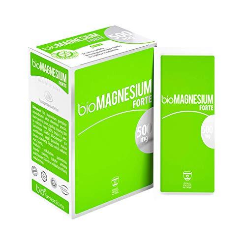 Bio Magnesium Forte 500 mg N20 Sachets - Citrus Flavor