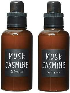 【2個セット】ジョンズブレンド 柔軟剤 ソフナー 510ml ムスクジャスミンの香り OA-JON-15-6【2個セット】