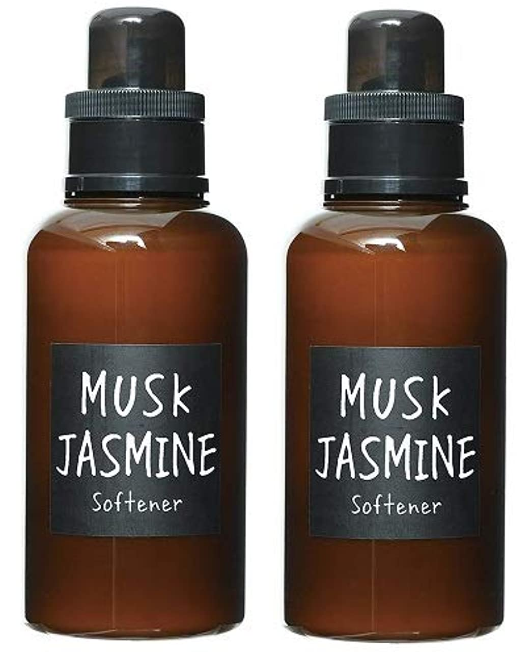 セラフ落ち着かない裁量【2個セット】ジョンズブレンド 柔軟剤 ソフナー 510ml ムスクジャスミンの香り OA-JON-15-6【2個セット】
