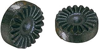 Arandela dentada Ø 80 mm para triturador (se vende por unidad)