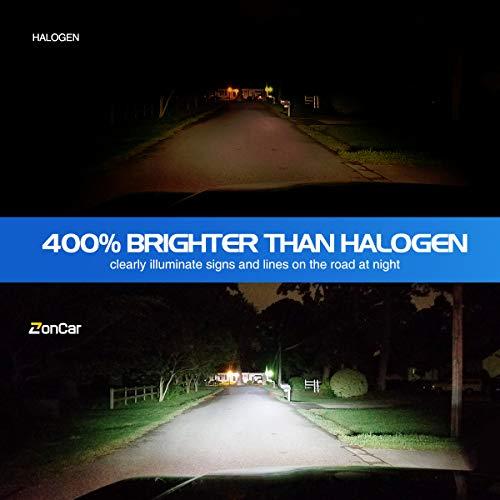 ZonCar Headlight Bulb Kit