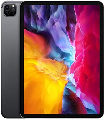 2020 Apple iPad Pro 11 inch Wi Fi Cellular 256GB Space Gray 2nd Generation product image
