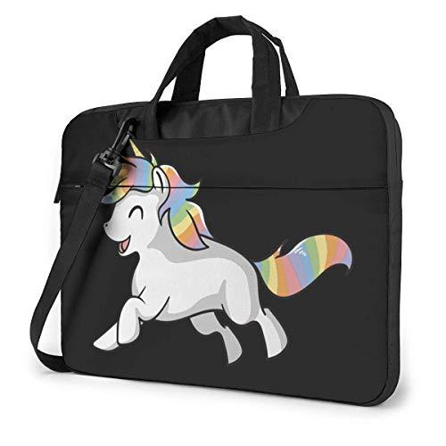 U-nicorn Unisex Laptop Bag Messenger Shoulder Bag for Computer Briefcase Carrying Sleeve