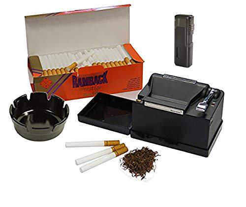 Powermatic 2 Plus Electric Cigarette Machine Package Starter Set
