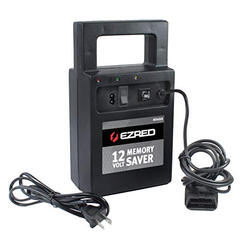 EZRED MS4000 Automotive Memory Saver With Built In Charger