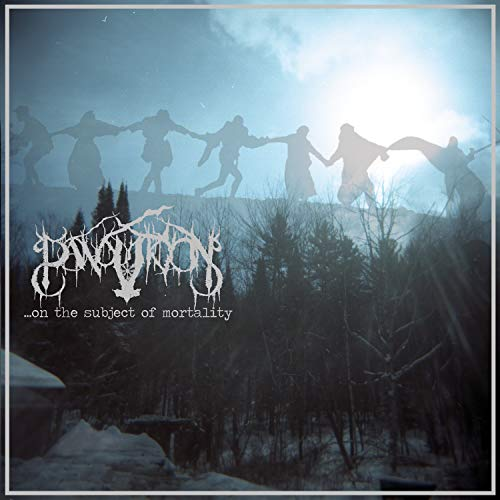 Album Art for On The Subject Of Mortality by Panopticon