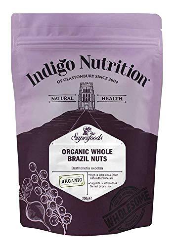 Indigo Herbs Bio Paranüsse 250g