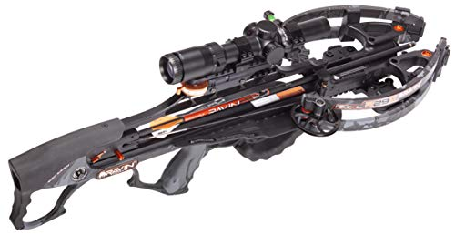 RAVIN R29X Sniper Crossbow Package R041 With HeliCoil Technology And Silent Cocking System, Predator Dusk Camo