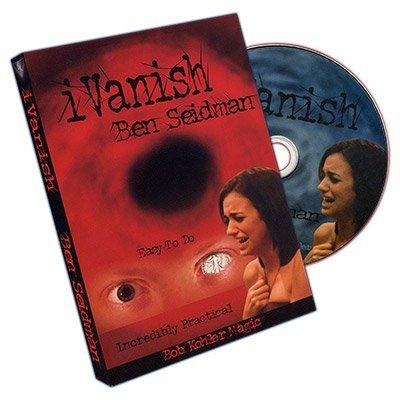 Bob Kohler Productions iVanish by Ben Seidman - DVD