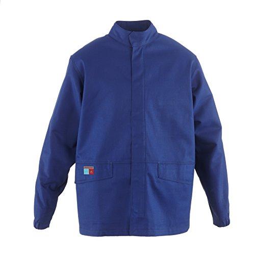 Honeywell 1412001-XL Elecpro 1 Jas, XL, Blauw, 1