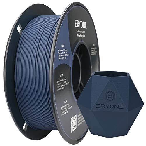 Eryone Matte PLA filament - It's a Navy blue Review!
