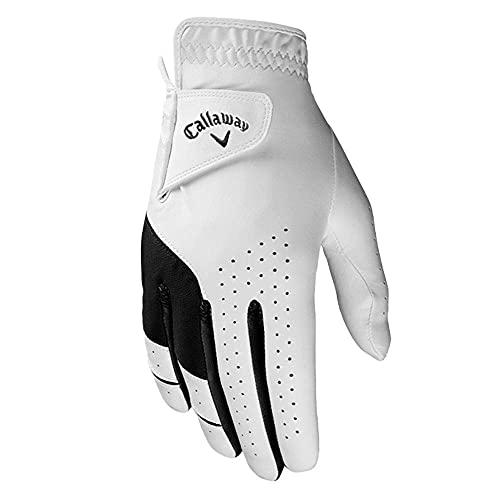 Callaway Golf Herren Weather Spann Handschuh