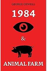 1984 & Animal Farm (English Edition) Format Kindle