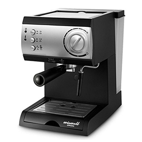 Read About WISWELL Semi Automatic Espresso Machine Milk Steamer DL-310 & & Simple English User's Gui...