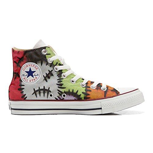 Scarpe Sneakers Personalizzate (Uomo/Donna) Originali Hi Canvas, Sneaker...