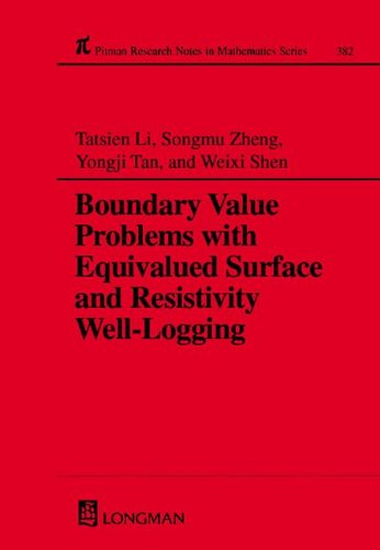 Boundary Value Problems with Equivalued Surface and Resistivity Well-Logging: 382