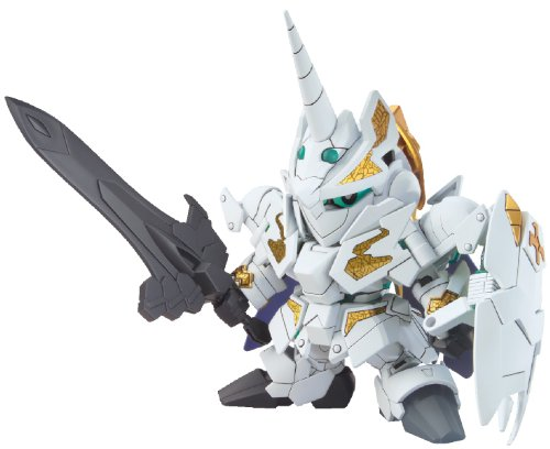 Bandai Hobby BB#385 Knight Unicorn Gundam Bandai SD Action Figure