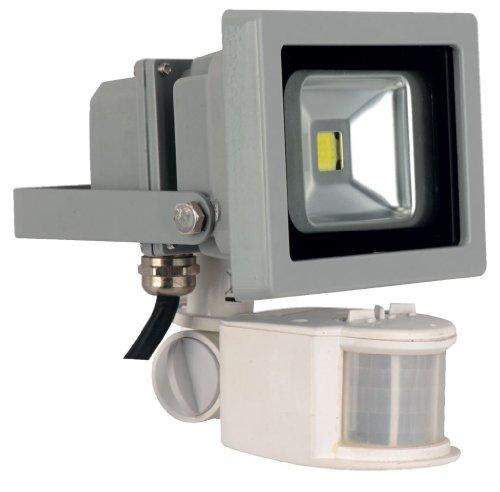 Projecteur a led 10 watts avec detecteur radar