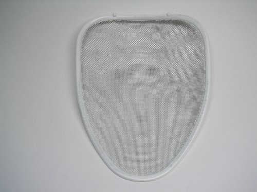 Urinalsieb aus Edelstahl mit Kunststoffummantelung, universal