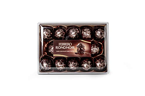 Ferrero Rondnoir Dark Chocolate Pearl Center 138g