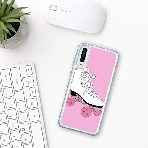 Rollschuhe Hülle Samsung Galaxy Case A10 A20 A30 A40 A50 A70 M10 M20 M30 2019 Plastik Silikon phone case sport roller Schlittschuhe
