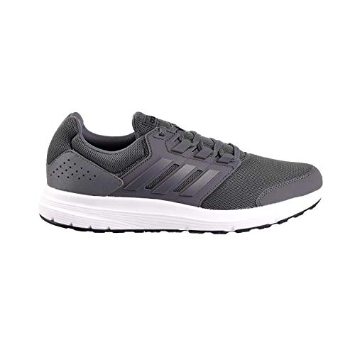 adidas Galaxy 4 Grey/Grey Running Shoes 11