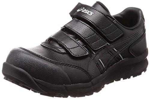 [アシックス] ワーキング 安全/作業靴 作業靴 ウィンジョブ ブラック/ブラック 29 cm