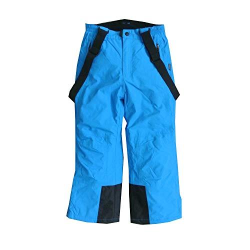 Outburst - sneeuwbroek skibroek met 10.000 mm waterkolom waterdicht, blauw - 38318713b