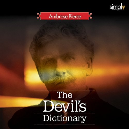 Devil's Dictionary audiobook cover art