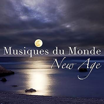 Musiques du Monde New Age - Sons et Chansons Marocains, Espagnols, Chinois et Arabes avec Sons de la Nature pour la Paix, Sérénité et la Tranquillité