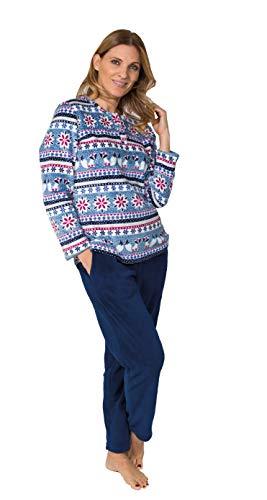 Pijama Mujer Coralina