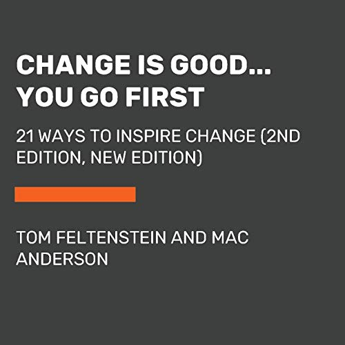 Couverture de Change Is Good... You Go First