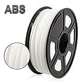 Filamento impresora 3D ABS, filamento ABS 1.75 mm, 1 kg (2.2 lb),...