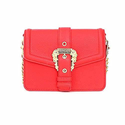 Versace Jeans Couture Tasche rot mit Baroque Schnalle
