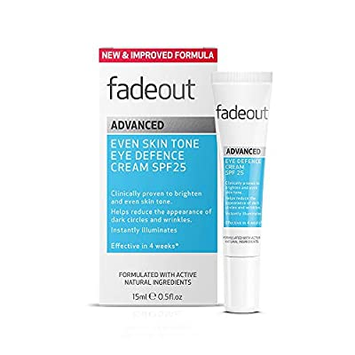 Fade Out Brightening Eye Defence Cream SPF25