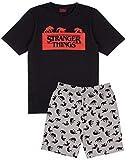 Stranger Things Pyjamas Mens Short OR Long Leg Options PJs Small