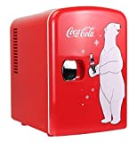 Coca-Cola-KWC4-Mini-Kühlschrank - 3