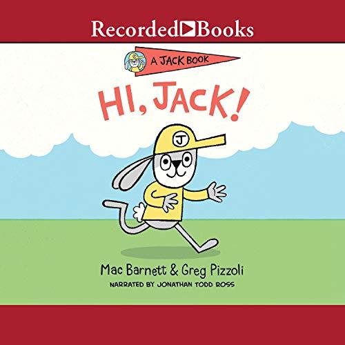Hi, Jack! audiobook cover art