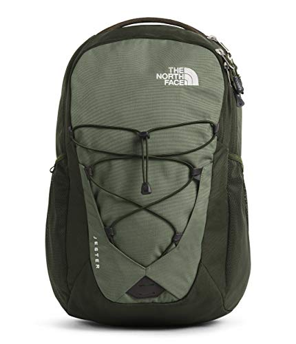 The North Face Jester Ntpgncmb/Hgrsgy Daypack, Unisex Adulto, Verde, Newtaupegrncombo/Hghrsgry, OS
