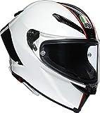 AGV Pista GP-RR Scuderia Integral Carrera Casco De Moto Talla ML