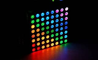 Geeetech LED Matrix 8x8 - Triple Color RGB common Anode Display -5mm dia