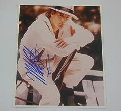 Michael Bolton Soul Provider Signed Autographed 8x10 Glossy Photo Loa