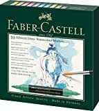 Faber-Castell - 160310 - Estuche 10 marcadores...