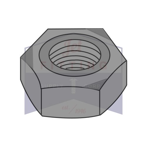 M5-0.8 Hex Weld Nuts   Metric   3 Projections & Center Pilot Ring   Steel   Plain   DIN929 (QUANTITY: 5000)