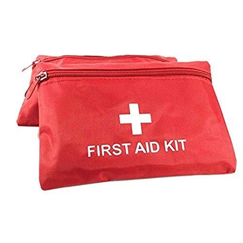 NYDZDM Mini Lege EHBO-tas, waterdicht, voor noodgevallen, voor thuis, kantoor, op reis, camping