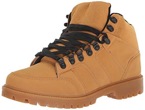 Osiris Convoy Boot - Zapatillas de skate para hombre, Marrón (bronceado/Gum), 40 EU