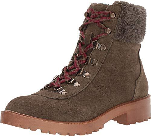 "Dingo Outdoor Boot Women Telluride Round Toe 5"" Shaft 11 M Olive DI120"