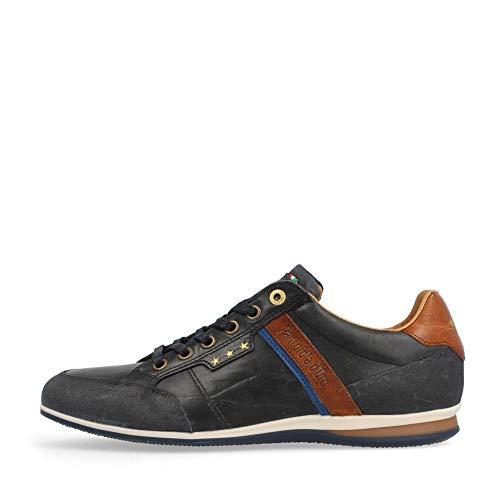 Pantofola d'Oro Herren Sneaker Low Roma Uomo Low, 43 EU, Dress Blues 10201027 29y